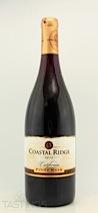 Coastal Ridge 2012  Pinot Noir