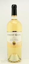 Forest Glen 2012 Tehachapi Clone Pinot Grigio