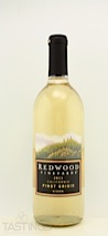 Redwood 2011  Pinot Grigio