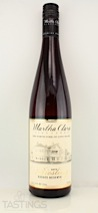 Martha Clara Vineyard 2012 Estate Reserve Riesling
