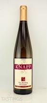 Knapp 2012 KV Estate, Dry Riesling