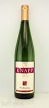 Knapp 2012 Dry Riesling