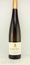 Heron Hill Winery 2012 Reserve Gewurztraminer