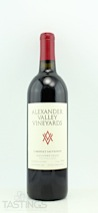 Alexander Valley Vineyards 2010 Wetzel Family Estate Cabernet Sauvignon
