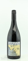Mazza Chautauqua Cellars 2010  Shiraz