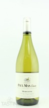 Paul Mas Estate 2011 La Forge Vineyard, Marsanne, Pays dOc IGP