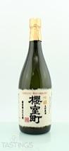 Muromachi Shuzo 2012 Ginjo Sakura-Muromachi Namachozoshu Sake