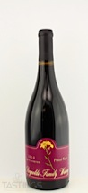 Reynolds Family Winery 2010  Pinot Noir
