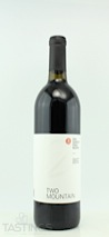 Two Mountain 2009 Estate Grown, Reserve Cabernet Franc