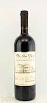 Martha Clara Vineyard 2010 Estate Reserve Petit Verdot