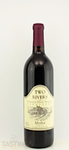 Two Rivers 2011  Merlot