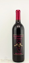 Illinois River Winery 2011 Dry Hill Vineyard Cabernet Franc