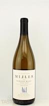 "Miller Wine Works 2012 Union of Four, ""Harvest Blanc"" El Dorado County"
