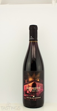 "Save Me, San Francisco 2011 ""Soul Sister"", Pinot Noir, California"