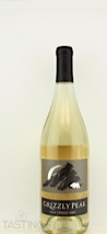 Grizzly Peak 2011 Estate Vineyard Pinot Gris