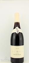 Schug 2010  Pinot Noir