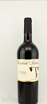 "Calcareous Vineyards 2011 ""Twisted Sisters"" Zinfandel"