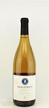 Magistrate 2011  Chardonnay