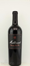Maldonado Vineyards 2009 Proprietary Red Blend Napa Valley