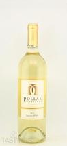 Pollak Vineyards 2011 Estate, Durant White Monticello