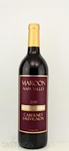 Maroon Wines 2010 Barrel Select Cabernet Sauvignon