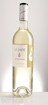 Le Jade 2013 Sauvignon Blanc, Pays dOc IGP