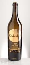 Kalaris 2013 Kalaris Family Vineyard Sauvignon Blanc