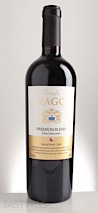 Famiglia Zago 2012 Premium, Red Blend Maule Valley