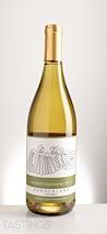 Borderland 2013 Unoaked Chardonnay