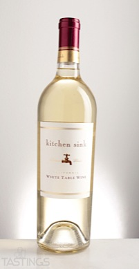 Kitchen Sink NV White Table Wine California USA Wine Review | Tastings