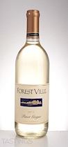 ForestVille 2013  Pinot Grigio