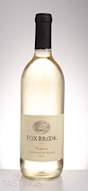 Fox Brook 2013  Sauvignon Blanc