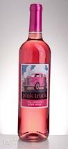 Pink Truck 2013 Pink Blend California