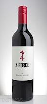 "Zonte's Footstep 2010 ""Z Force"", Shiraz-Petite Sirah McLaren Vale"