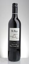 """Mr. Riggs 2012 """"Three Corner Jack"""" McLaren Vale"""