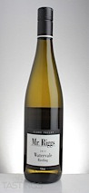 "Mr. Riggs 2013 ""Watervale"" Riesling"