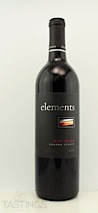Elements 2010 Red Wine Sonoma County