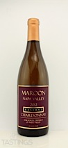 Maroon Wines 2012 Reserve Chardonnay