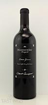 Hammersky Vineyards 2010  Cabernet Sauvignon