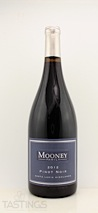 Mooney Family 2012 Pinot Noir, Santa Lucia Highlands