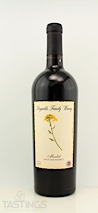 Reynolds Family Winery 2010 Merlot, Stags Leap District, Napa Valley