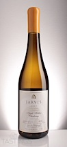 Jarvis 2012 Estate Grown, Cave Fermented, Finch Hollow Vineyard Chardonnay