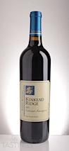 Kinkead Ridge 2011 Estate Bottled Cabernet Sauvignon