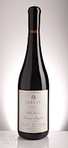 "Jarvis 2011 Estate Grown, Cave Fermented, ""Will Jarvis Science Project"" Napa Valley"