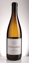 Cinnabar 2012 Chardonnay, Santa Cruz Mountains