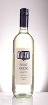 Calini 2012  Pinot Grigio