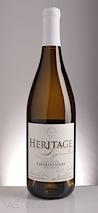 Heritage 2012 Estate Reserve Chardonnay