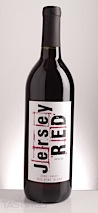 Jersey Red NV Semi-Sweet Red Wine Blend American