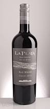 La Playa 2012 Block Selection, Red Blend Claret Colchagua Valley