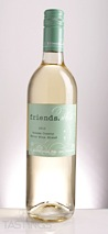 "Pedroncelli 2013 ""friends.white"" Sonoma County"